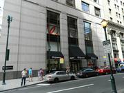 The Walgreens concept store in Philadelphia is at Broad and Chestnut streets.