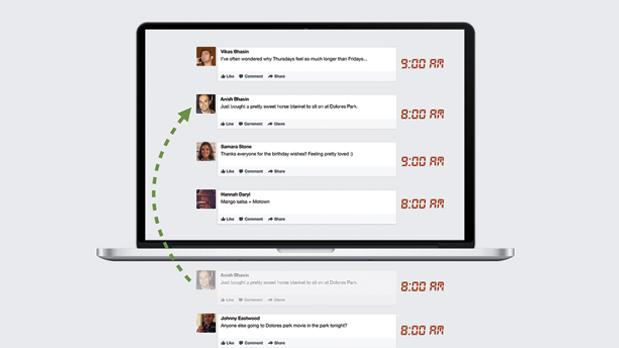 Facebook updates its News Feed product resurface missed content.