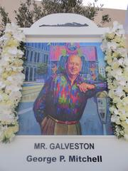 Mr. Galveston: George P. Mitchell, May 21, 1919 - July 26, 2013