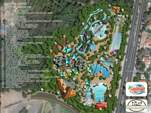 Drought-stricken Texas leads the way in water park development - Austin Business Journal