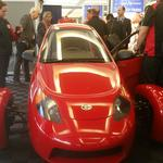 84 miles per gallon? Phoenix startup says its 2-seater does it