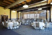 The Gheens Foundation Lodge also offers space for receptions and luncheons.