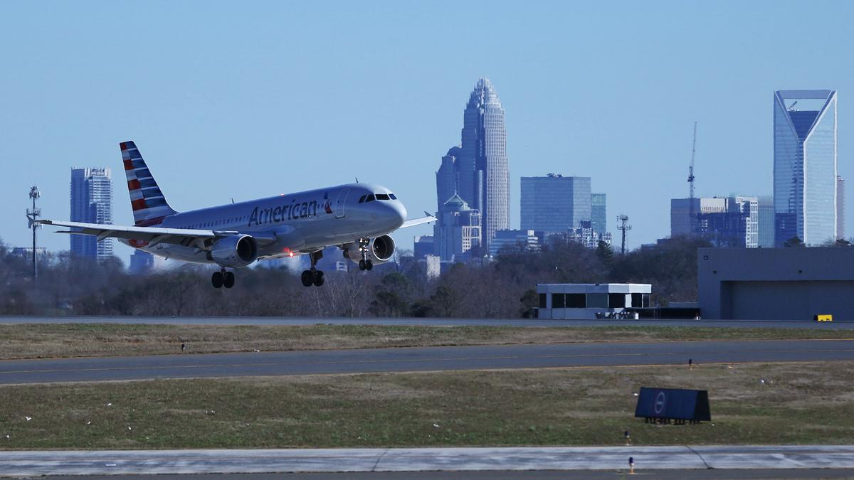 American Airlines Scrapping All Clt Flights Ahead Of