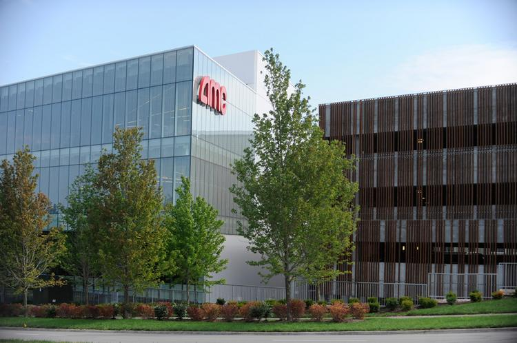 AMC recently moved from downtown Kansas City to its new Theatre Support Center in Leawood.