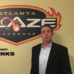 Atlanta Blaze hire lacrosse legend <strong>Liam</strong> <strong>Banks</strong>