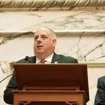Hogan to lawmakers: 'I don't care which side of the aisle the ideas come from'