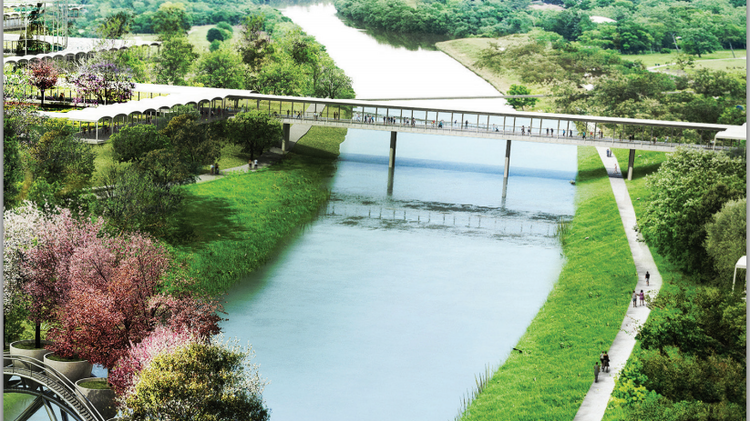 Houston Botanic Garden Master Plan Approved To Feature