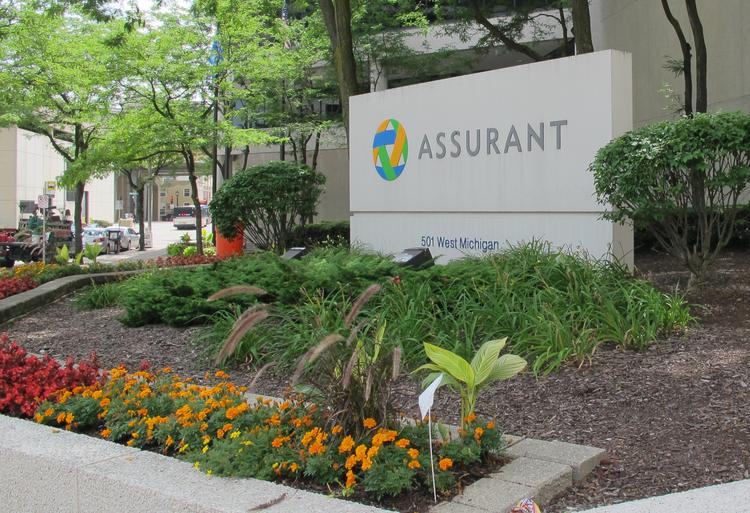 Assurant Health has its headquarters in downtown Milwaukee.