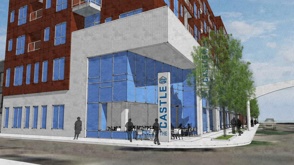 first look: short north's 8-story white castle project gets new