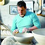 After taking a leap of faith, celebrity clients help spin success for Jered's Pottery