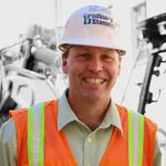 Bradbury VP elected chairman of local construction industry group