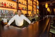 Gene Tang is the genial owner of 1515 Restaurant, which is known for its modern American cuisine.