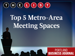 List Leaders: The 5 biggest meeting spaces in the Portland metro area