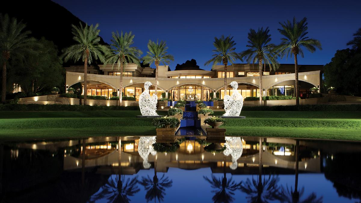Hedge fund manager lists Paradise Valley estate for $35M - Phoenix