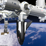 SNC's Dream Chaser picked by NASA for cargo deliveries to space station