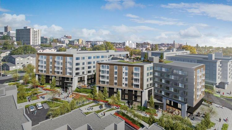 Vulcan Plans To Start Construction In 2016 On This 195 Unit Apartment  Project In Seattle