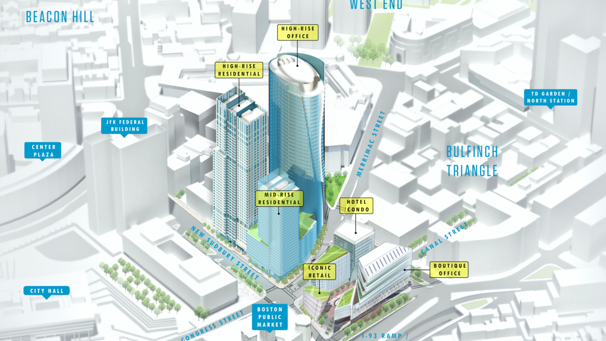Government Center Garage plan wins key approval to build