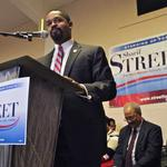 Former Phila. Mayor <strong>Street</strong>'s son wants to be a state senator