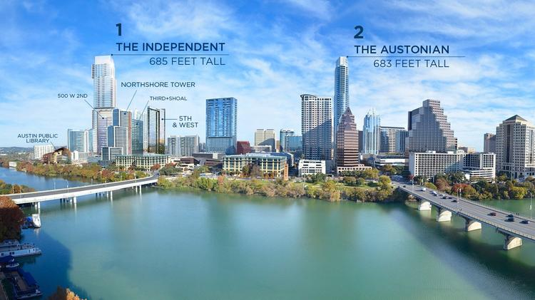 The Independent Tower Fairmont Hotel To Transform Austin
