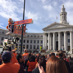 Broncos football fever reaches the halls of Congress with a friendly wager