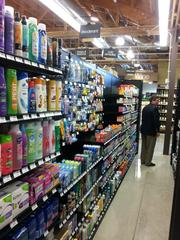 A full-service supermarket, Hills has more than 700 linear feet dedicated to traditional and specialty products.