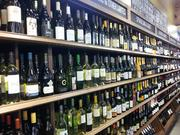 Wine and beer is priced at state minimums.