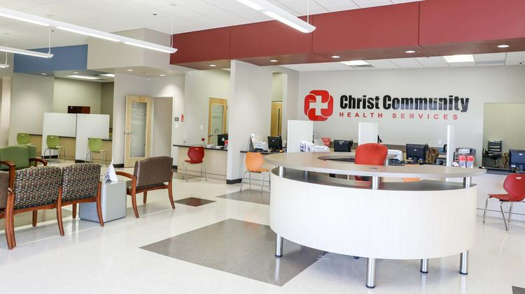 Christ Community Health Services Opens New Location In Raleigh Memphis Business Journal