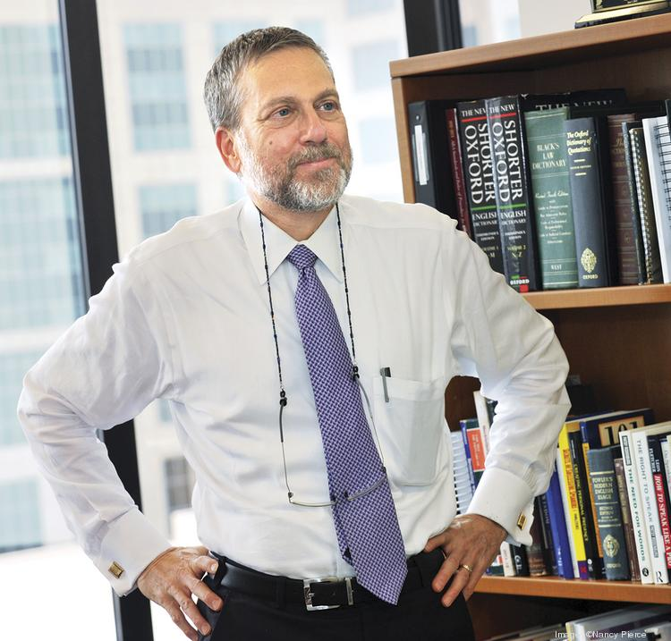 Jay Conison, Dean of Charlotte School of Law