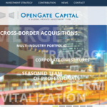 OpenGate Capital buys Power Partners
