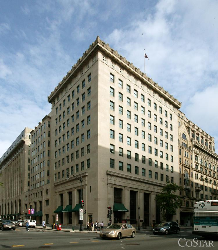 New York-based Paramount Group Inc. has acquired the Commercial National Bank Building at 700 14th St. NW for an undisclosed price.