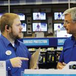 Best Buy CEO: Tablet sales are 'crashing'
