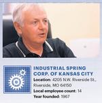 Made in KC: Industrial Spring: 'It's not just an off-the-shelf item' (Video)