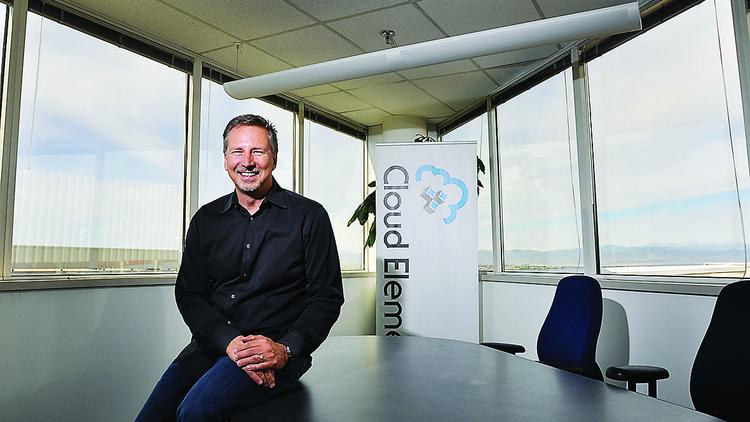 Mark Geene, founder and CEO of Cloud Elements.