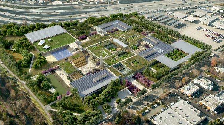 Microsofts Mountain View Plans Move Forward With Campus Revamp