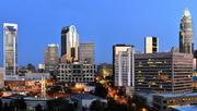 The List this week shows Charlotte's largest office buildings -- many of which can be seen in this skyline shot.