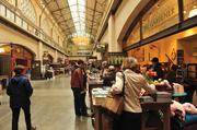 Blossoming: Ferry Building retailers have seen healthy revenue increases.
