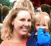 """Jennifer McCracken, traffic engineer, URS Corp. Biggest day care challenge: """"Keeping her healthy and dealing with the constant sicknesses that go around has become our biggest issue."""""""