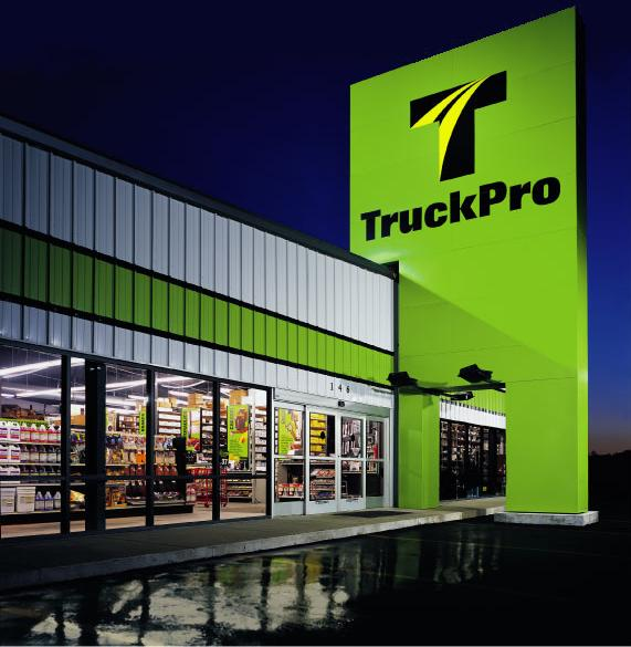 TruckPro has acquired one of its competitors.