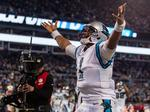 How much a Carolina Panthers home game will cost in the resale market