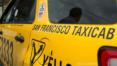 S F 's largest taxi company goes up for sale, as competition proves
