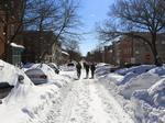 City to start giving out fines for uncleaned sidewalks