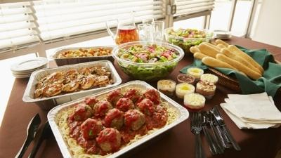 olive garden will now offer catering delivery for your next office party or meeting - Olive Garden Lunch