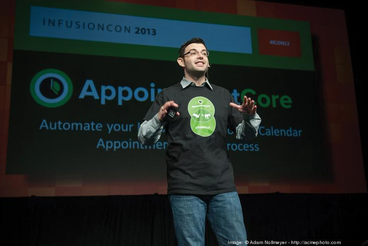 AutomationCore founder and CEO Benji Rabhan was the winner of Infusionsoft's Battle of the Apps last year.