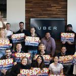 Uber offering special discount in Phoenix in support of LGBTQ