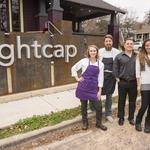 Nightcap restaurant and bar a sweet ending to entrepreneur's harried 3-year journey