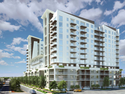 Alta Flagler Village would have 212 apartments at 421 N.E. 6th Street, Fort Lauderdale.
