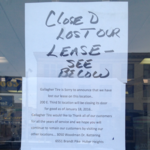 Downtown Dayton tire store closes