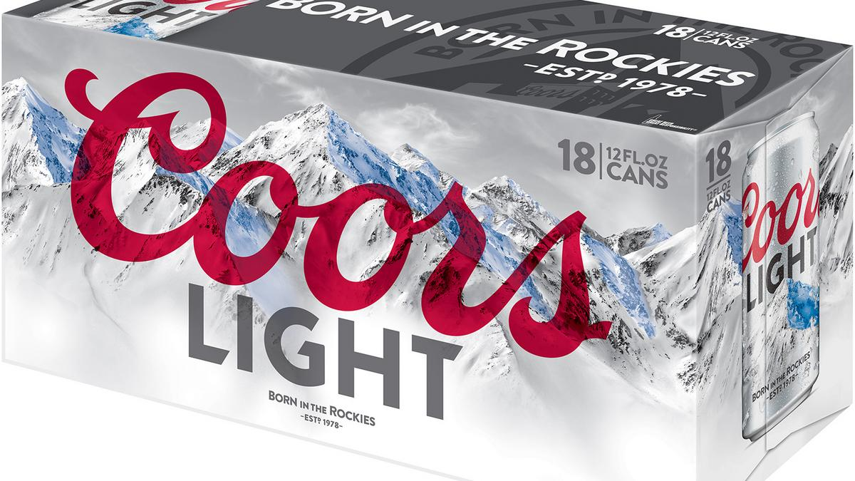 Coors Light Urging Beer Drinkers To Climb On In New