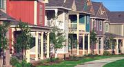 The Retreat, Memphis-based EdR's development at Ole Miss, resembles an urban development similar to Harbor Town.