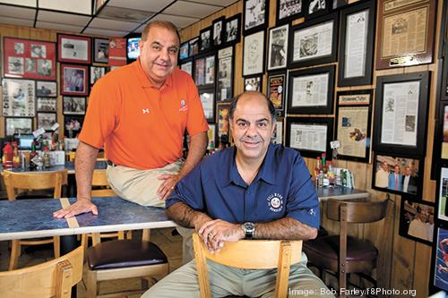 David Maluff and Joe Maluff, owners of Full Moon Bar-B-Que, are plotting a major expansion.